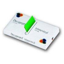 Caja dispensadora de marcadores adhesivos personalizada