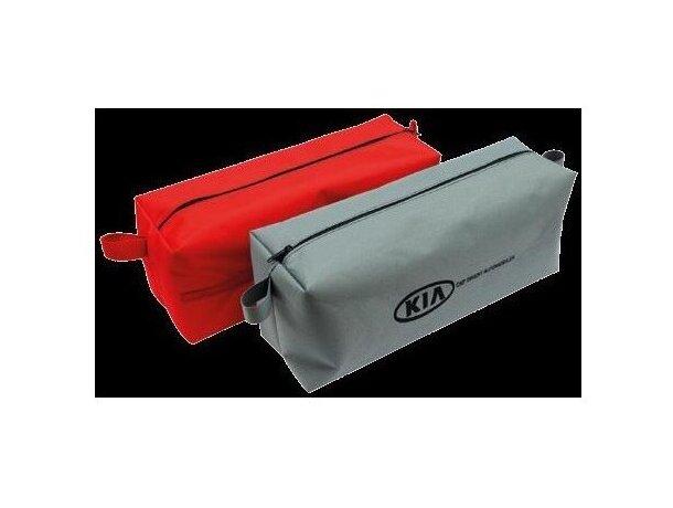 Bolsa de poliéster para triángulos y herramientas de coche personalizada