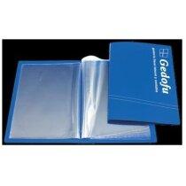 Carpeta de plastico con bolsillos flotantes personalizada