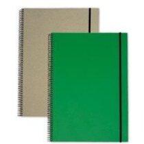 Bloc de notas con tapa de cartón personalizado
