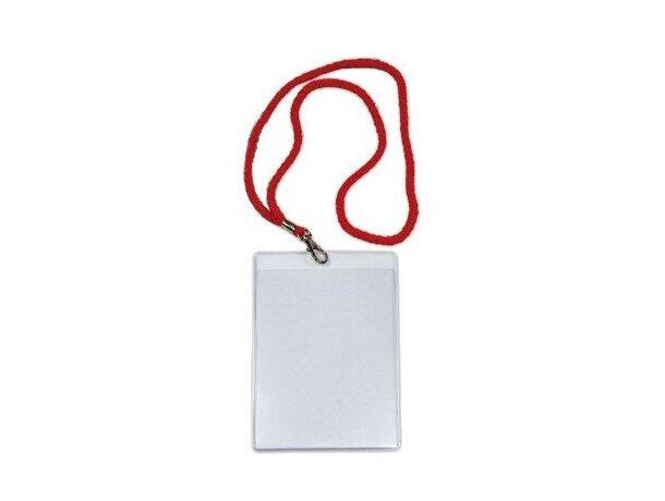 Porta credenciales con cordón de 80 personalizado