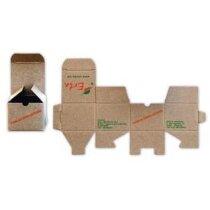 Cajita de cartón reciclado personalizada