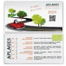 Funda de vinilo para guardar tarjetas personalizada
