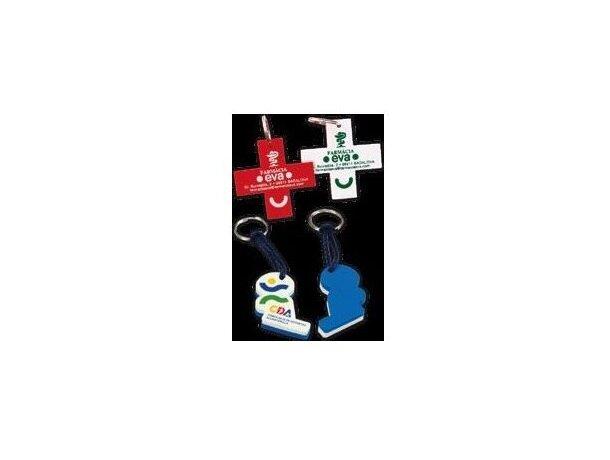 Llavero personalizado de espuma eva personalizada
