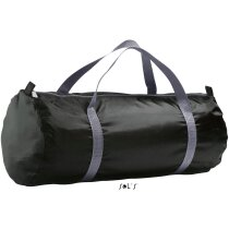 Bolsa de viaje grande con forma de tubo Sols personalizada