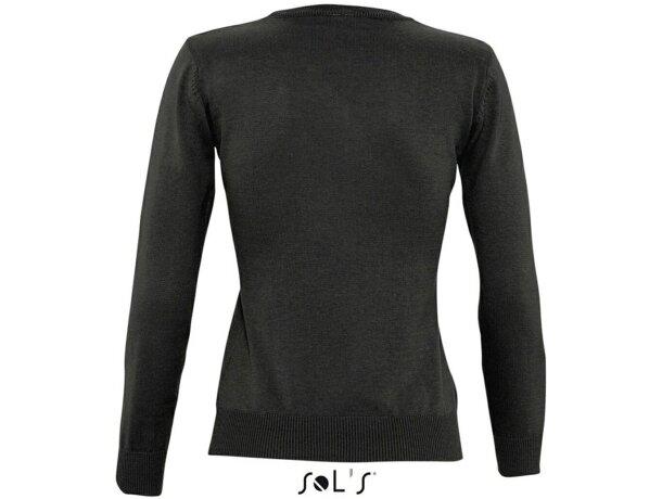 Jersey de mujer fino Sols con logo