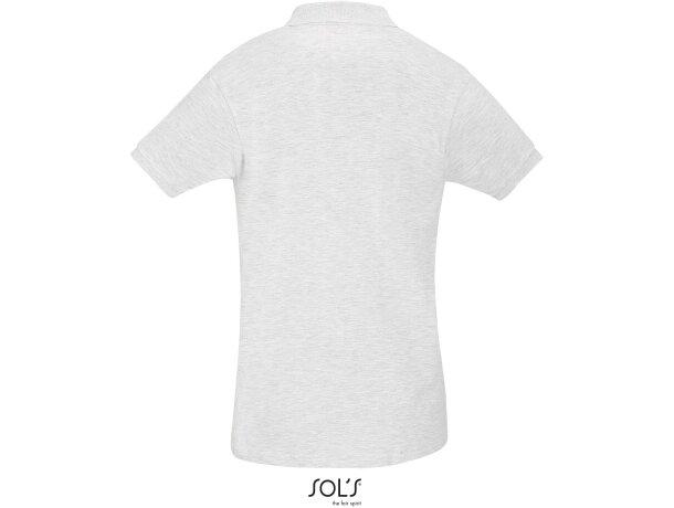 Polo de mujer entallado manga corta 180 gr sols merchandising