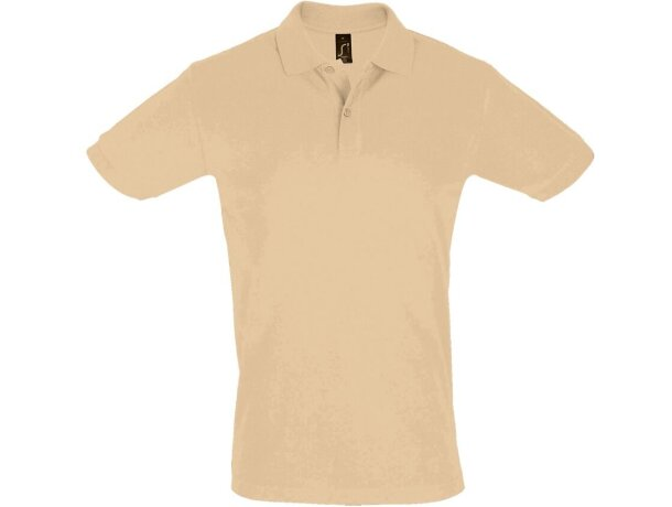 Polo de mujer entallado manga corta 180 gr sols barato