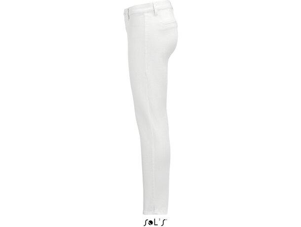Pantalón de mujer con cremallera Sols barato