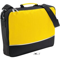 Maletín portadocumentos con bolsillos interiores Sols personalizado