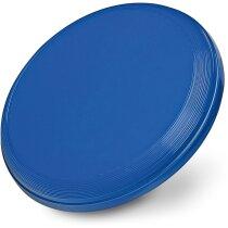 Frisbee de polipropileno en varios colores personalizado azul
