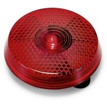 Luz reflectante multiusos con 1 led personalizado rojo
