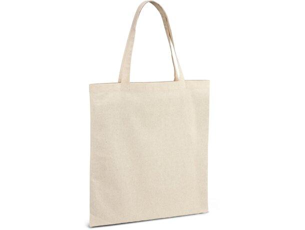 Bolsa de algodón con asas de 50 cm natural