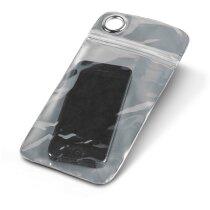 Bolsa para móvil impermeable cromado satinado personalizada