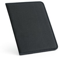 Portafolios de colores en tamaño A4 negro