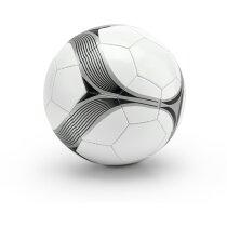 Balón de fútbol modelo clásico blanco