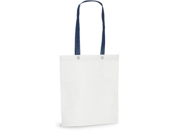 Bolsa ecológica en non woven personalizada azul