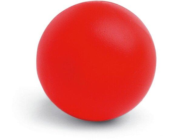 Antiestrés pelota surtido de colores personalizado rojo