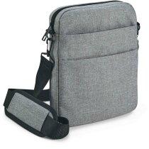 """Bandolera para tablet de 9,7"""" gris claro"""