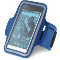 Brazalete smartphone  grande 5 pulgadas personalizado azul royal
