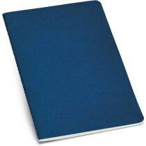 Cuaderno con tapas de colores en A5 azul