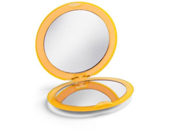Espejo de bolso de maquillaje personalizado