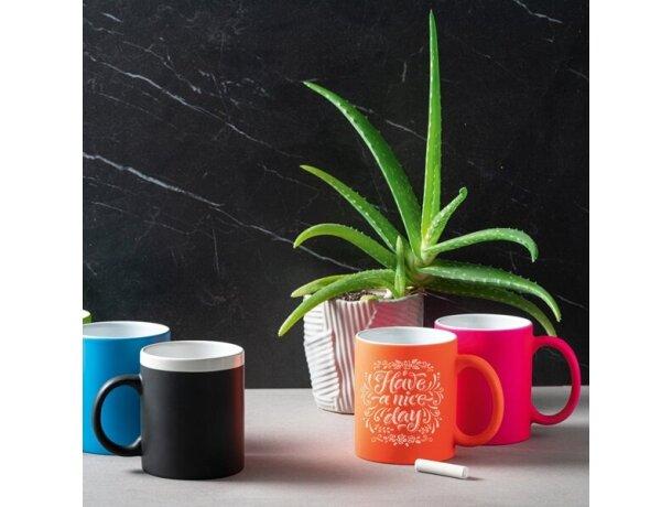 Taza pizarra en cerámica