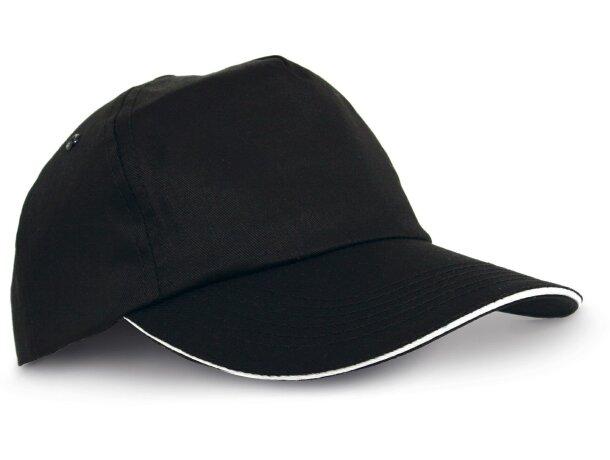 Gorra especial poliester para sublimación personalizada negra