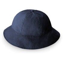 Sombrero estilo aventura personalizado azul