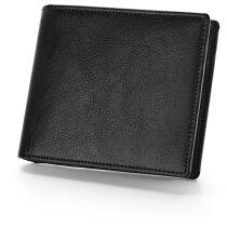Billetera de peil alta calidad negra