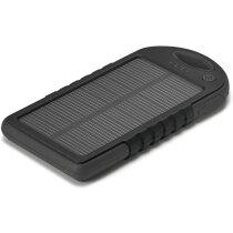 Batería de litio portátil personalizada negra