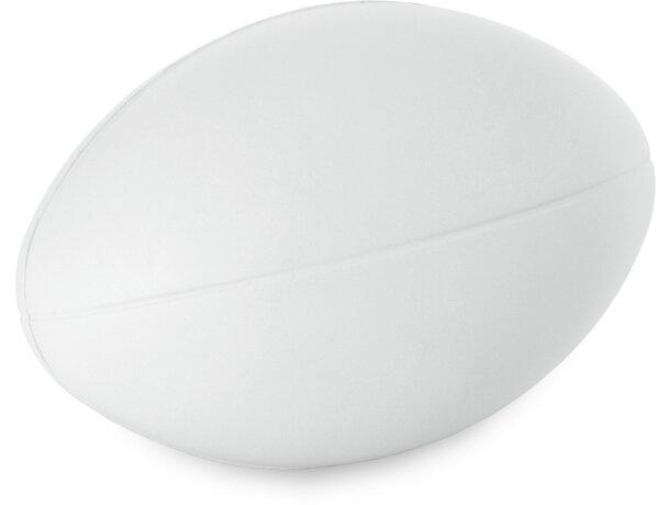 Antiestrés redondo barato blanco