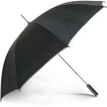 Paraguas de golf con mango de eva merchandising negro
