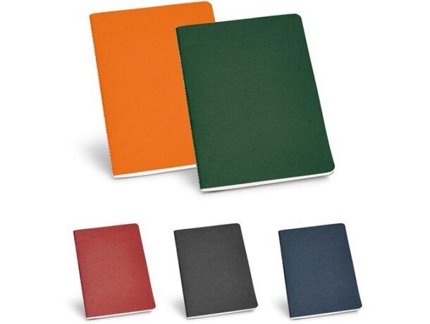 Cuaderno con tapas de colores en a5