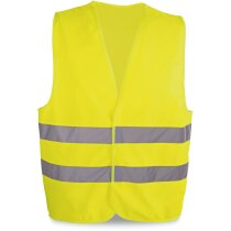 Chaleco de seguridad homologado amarillo