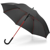 Paraguas de poliester con funda