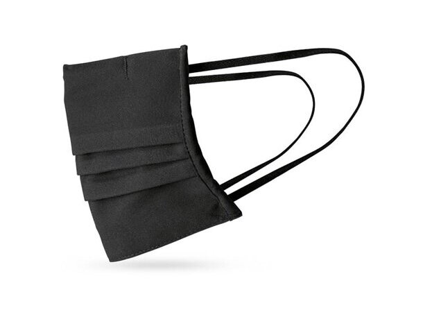 Grance. mascarilla textil reutilizable negro