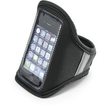 Brazalete deportivo para smartphone personalizado negro