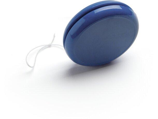 Yoyó clásico para niños personalizado azul