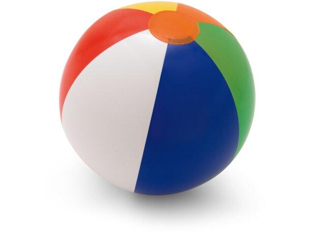 Balón hinchable de playa grabado