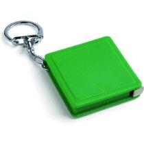 Flexómetro personalizado verde
