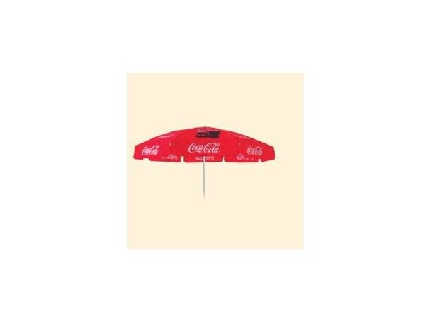 Sombrilla de playa varios modelos personalizada