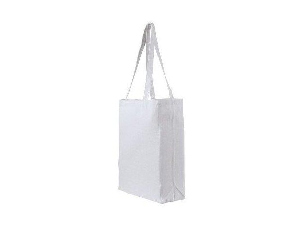 Bolsa de algodón reforzada 200 gr / m2