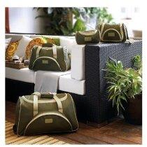 Conjunto De Bolsas De Viaje De 4 Piezas Personalizado Verde