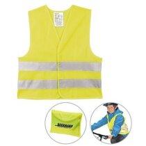 Chaleco de seguridad con reflectantes para niños personalizado