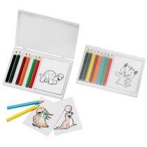 Pack para dibujar de 21 piezas personalizado