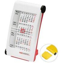 Calendario de sobremesa de diseño personalizado