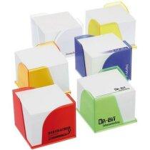 Porta tacos de papel con dos salidas personalizado