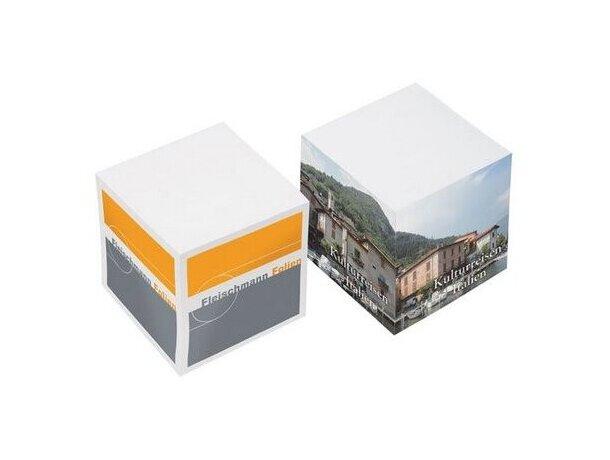 Bloc de notas cubo 10x10x10 cm