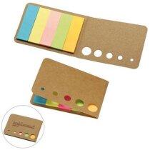 Carterita de cartón de marcadores de colores personalizada